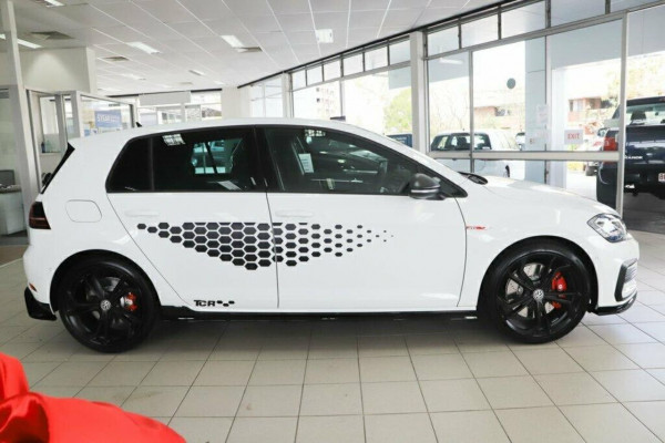 2020 Volkswagen Golf 7.5 GTi TCR Hatchback