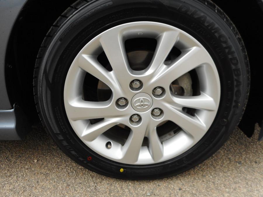 2010 MY11 Toyota Corolla ZRE152R  Levin ZR Hatchback Image 9