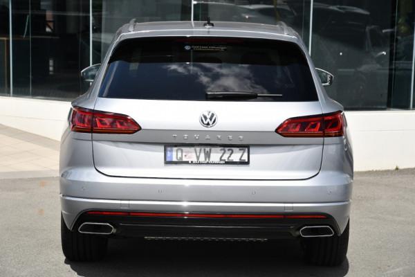 2019 MY20 Volkswagen Touareg CR 190TDI Premium Suv Image 4