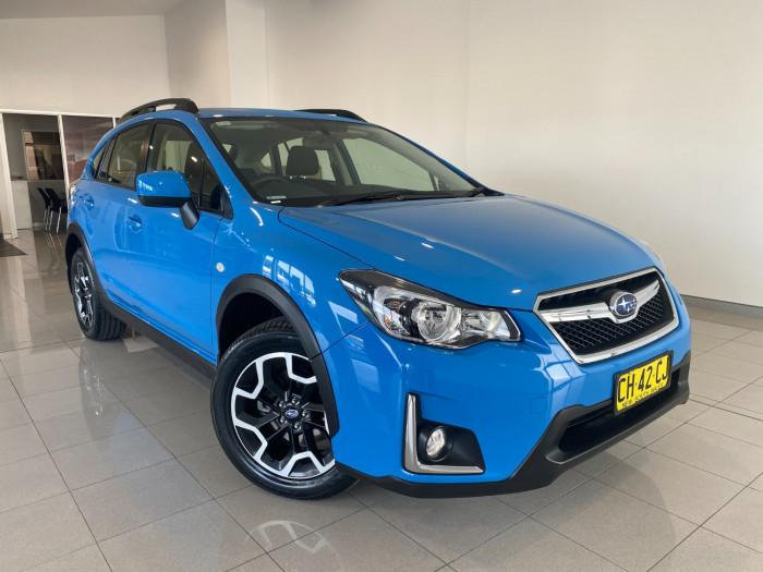 2016 Subaru XV G4-X 2.0i Suv Image 1