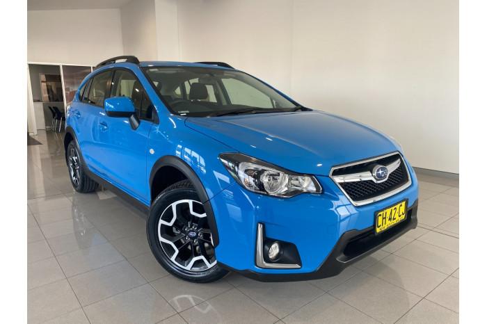 2016 Subaru XV G4-X 2.0i Suv