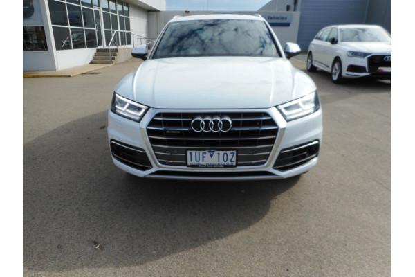 2018 Audi Q5 Suv Image 3