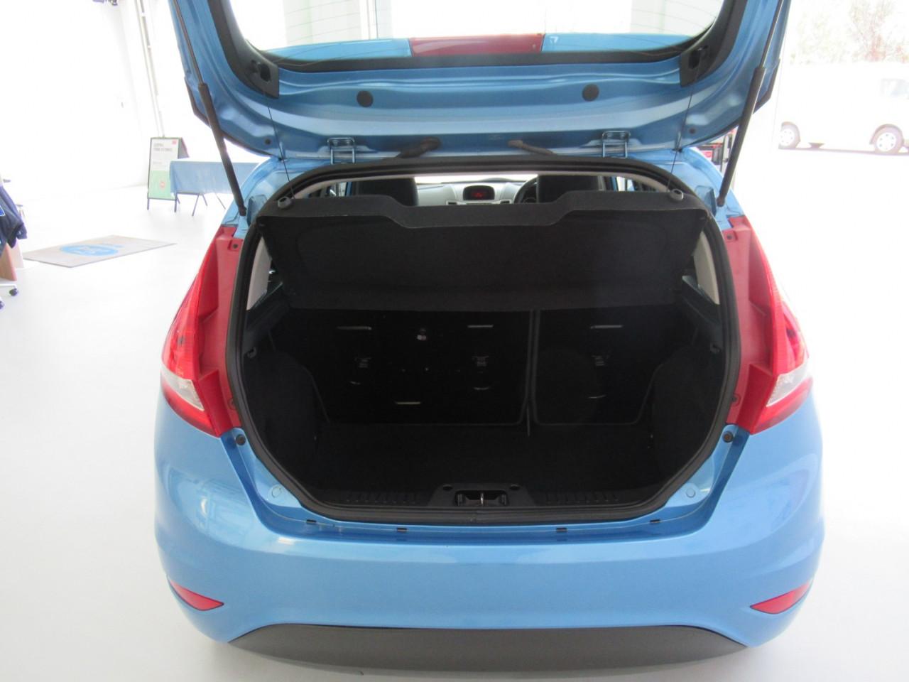 2009 Ford Fiesta WS CL Hatchback Image 21