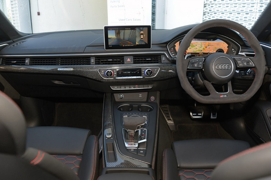 2019 Audi Rs5 F5 MY19 Hatch Mobile Image 11