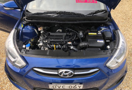 2016 Hyundai Accent RB4 Active Hatch