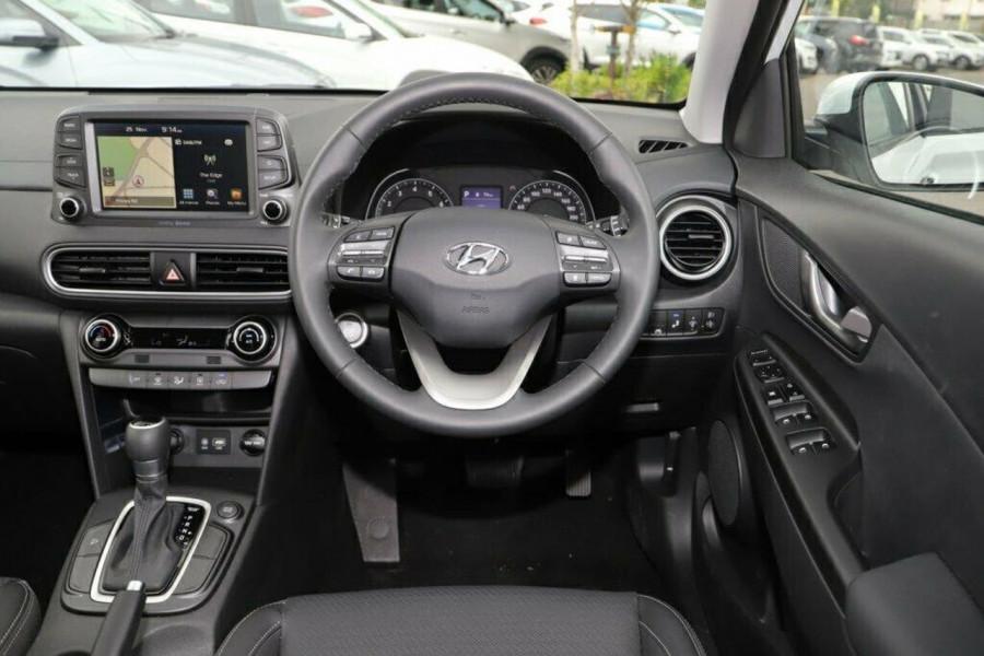 2020 Hyundai Kona OS.3 Elite Suv Image 14