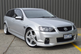 Holden Commodore SS V VE Series II MY12