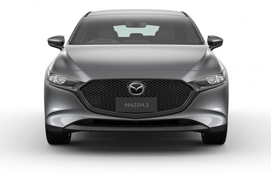 2020 Mazda 3 G25 GT Hatch
