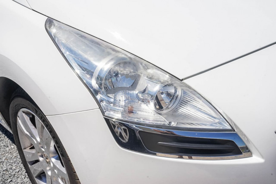 2013 Peugeot 5008 MY Wagon Suv