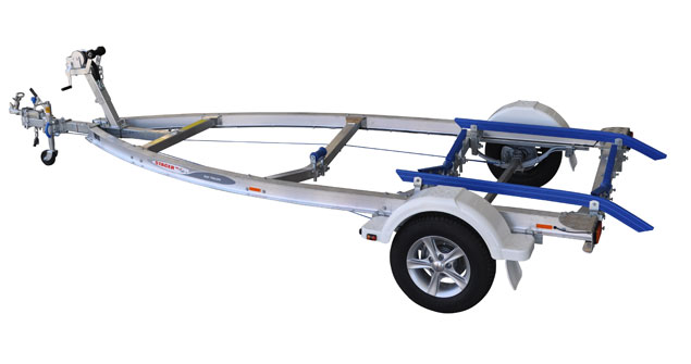 Trailers 1080kg Alloy Trailer