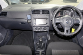 2012 MY12.5 Volkswagen Polo 6R Trendline Hatchback