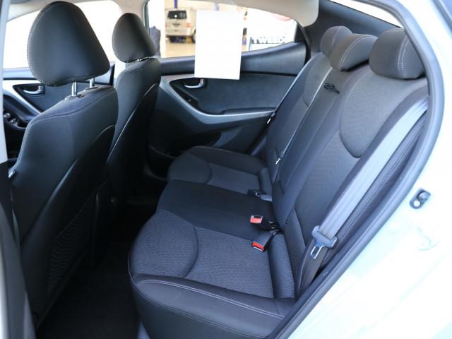 2012 Hyundai Elantra MD Active Sedan