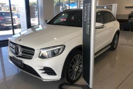 2018 MY08 Mercedes-Benz Glc-class X253 808MY GLC250 d Wagon Image 2