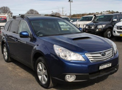 Subaru Outback 2.0D - Premium B5A  2.0D