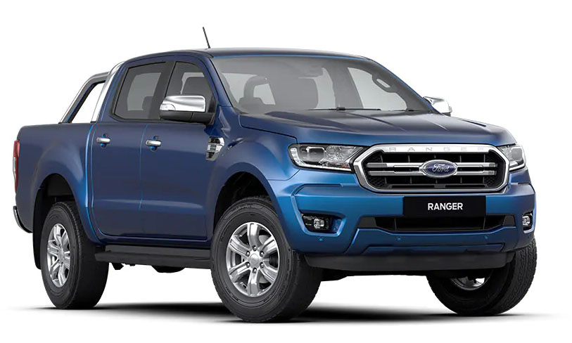 2019 MY20.25 Ford Ranger PX MkIII 4x4 XLT Double Cab Pick-up Utility