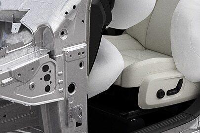 Knee airbag, driver side Image