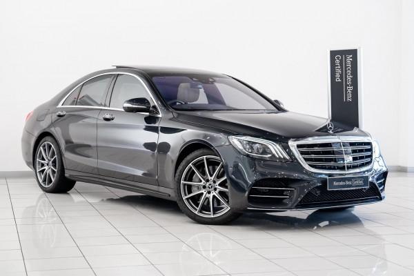 Mercedes-Benz S-class S350 d W222