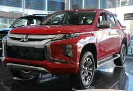 Mitsubishi Triton GLS Double Cab Pick Up 4WD MR