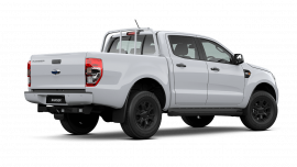2020 MY21.25 Ford Ranger PX MkIII Tradesman Utility image 4