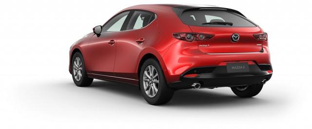 2021 Mazda 3 BP G20 Pure Hatchback Mobile Image 17