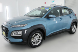 2017 MY18 Hyundai Kona OS Active Suv Image 3
