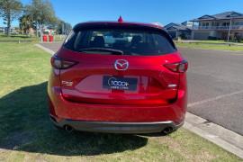2017 Mazda CX-5 KF4WLA Touring Suv Image 4