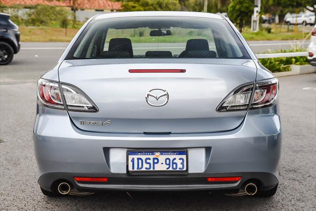 2011 Mazda 6 Classic
