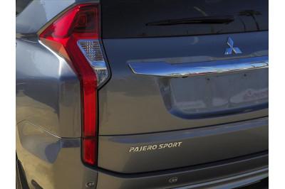 2018 Mitsubishi Pajero Sport QE MY18 GLS Suv Image 3