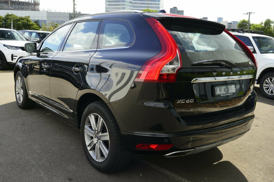 2016 Volvo XC60 Troopcarrier