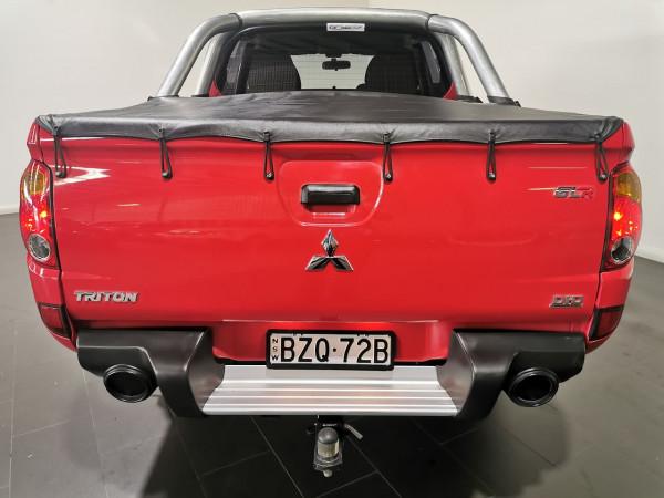 2011 Mitsubishi Triton MN Turbo GL-R Ute Image 5