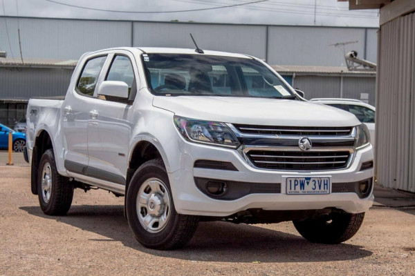 2019 Holden Colorado RG MY19 LS Pickup Crew Cab Utility