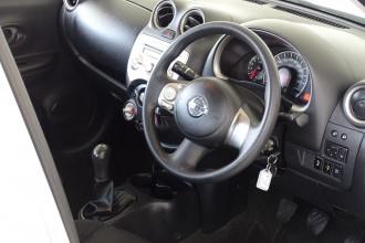 2011 Nissan Micra K13 ST-L Hatch
