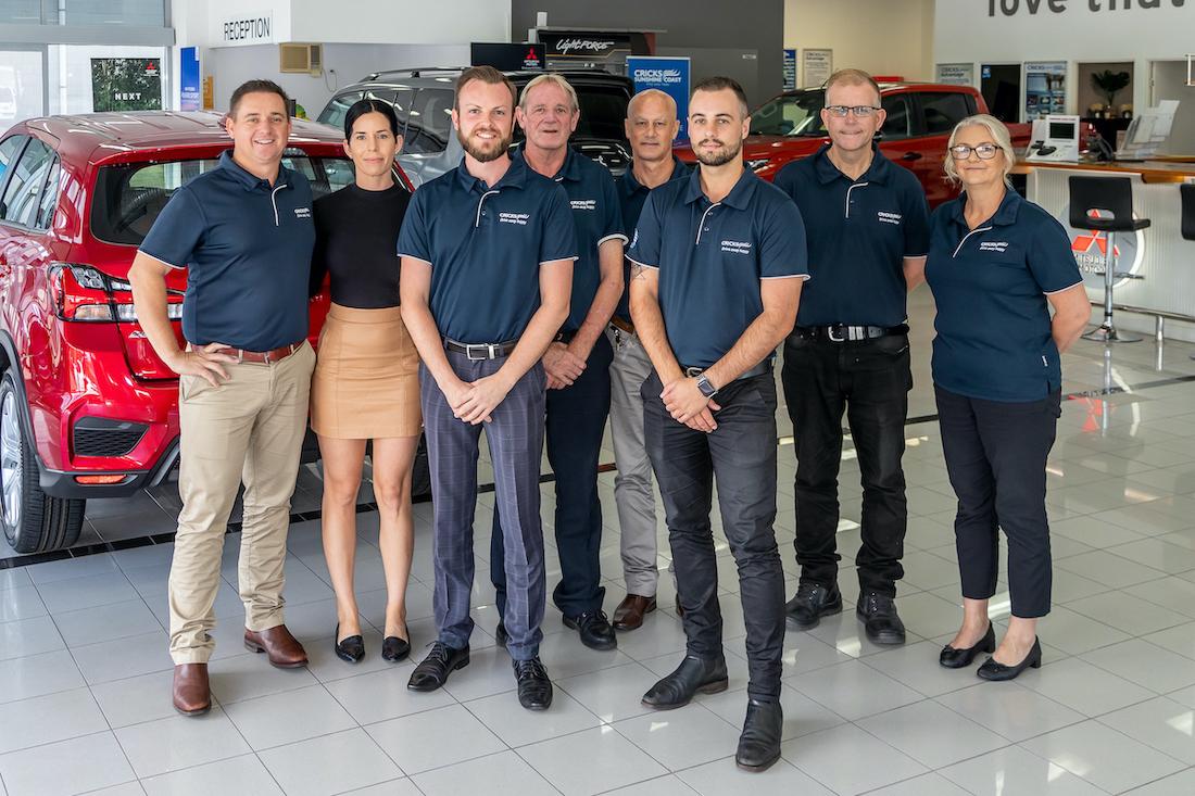 Sunshine Coast Fiat Professional Location Image