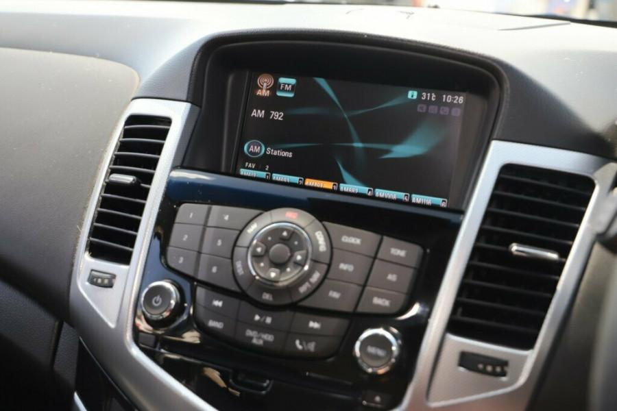 2012 Holden Cruze JH Series II MY12 SRi-V Hatchback