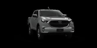 2020 MY21 Mazda BT-50 TF XT 4x4 Pickup Utility crew cab image 5