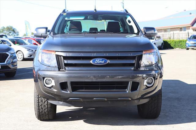 2014 Ford Ranger PX Wildtrak Utility Image 8