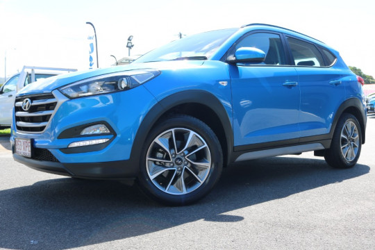 Hyundai Tucson ACTIVE X TL MY18