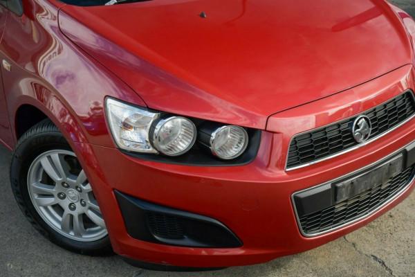2012 Holden Barina TM Hatchback Image 2
