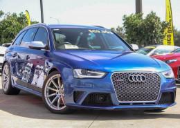 Audi RS4 Avant Quattro 8K