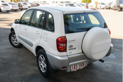 2004 Toyota RAV4 ACA23R CV Suv Image 4