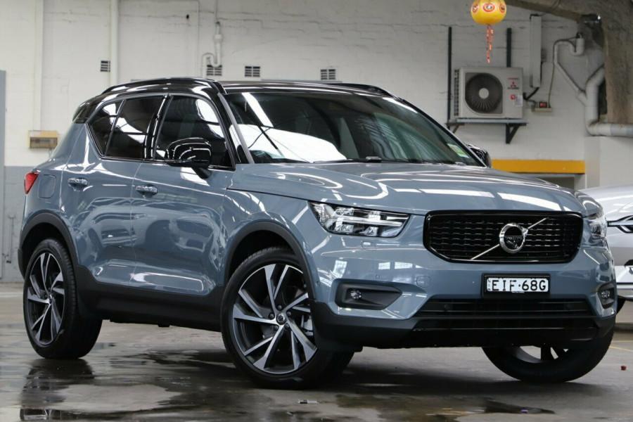 2020 Volvo XC40 XZ T5 R-Design Suv