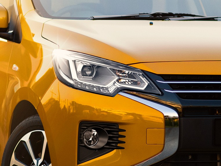 Mirage Daytime Running Lights & LED Headlights
