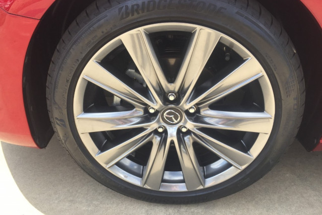 2019 Mazda 6 GL1033 Turbo Atenza Wagon Mobile Image 6