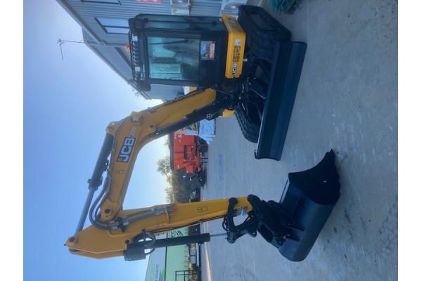 2020 JCB 55Z-1 DC Excavators Image 4