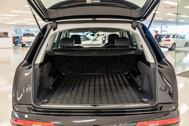 2016 MY17 Audi Q7 4M 3.0 TDI 160kW Suv Image 22