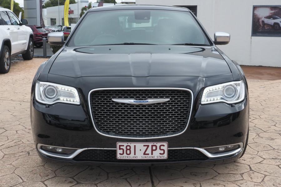 2015 MY16 Chrysler 300 LX MY16 C Sedan
