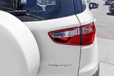 2016 Ford EcoSport BK Titanium Wagon