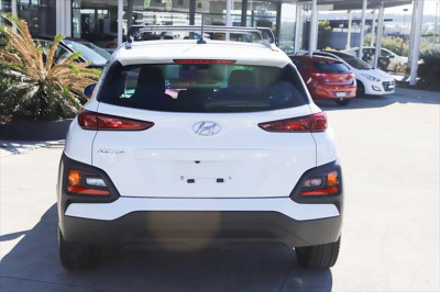 2017 Hyundai Kona OS MY18 Active Suv Image 3
