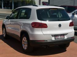 2014 Volkswagen Tiguan 5N MY14 132TSI Suv Image 4
