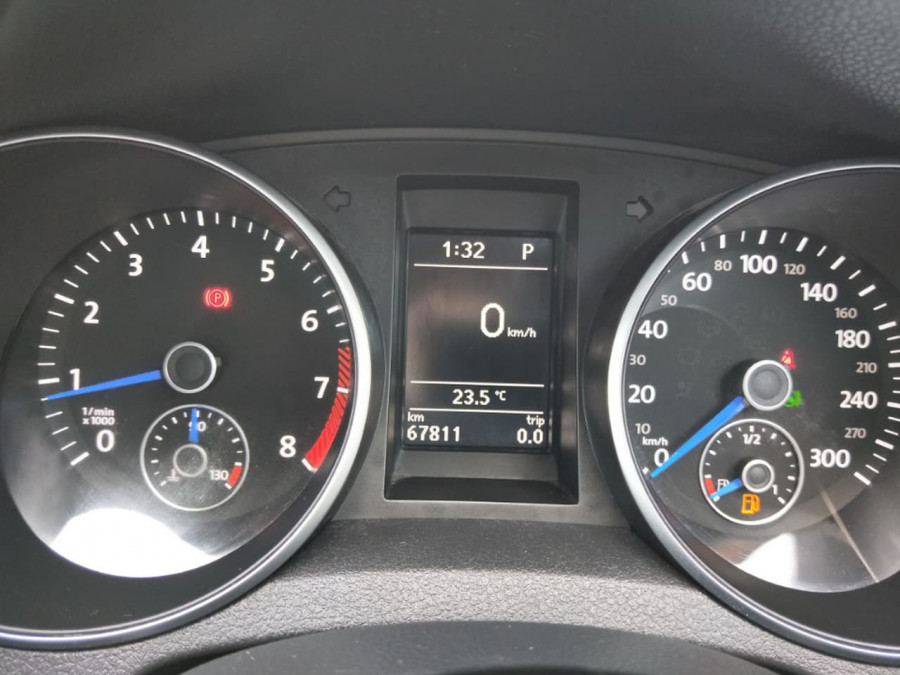 2012 MY12.5 Volkswagen Golf VI R Hatchback